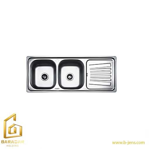 قیمت سینک توکار S706 درخشان