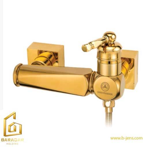 قیمت شیر توالت ارس طلایی قهرمان