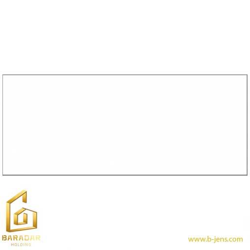 قیمت سرامیک سفید ساده پولیش 60x120 نایین اصفهان