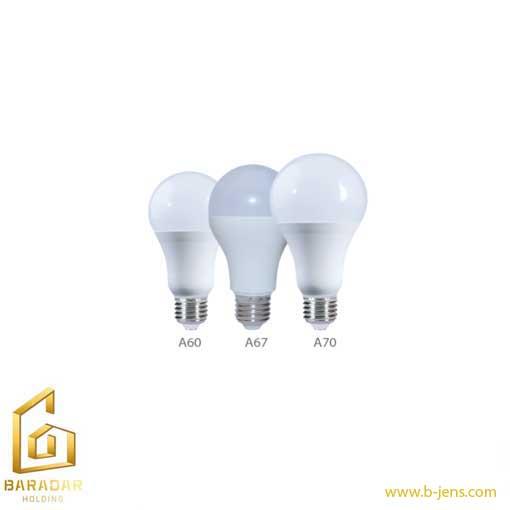 قیمت لامپ الایدی حبابی 15 وات