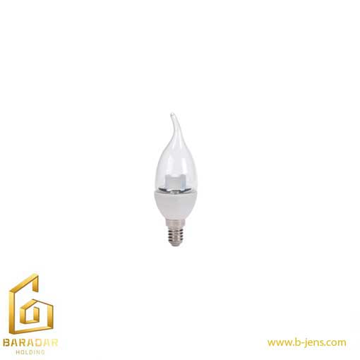 قیمت لامپ الایدی شمعی 6 وات