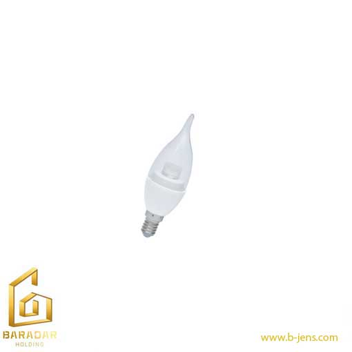 قیمت لامپ الایدی شمعی اشکی 7 وات