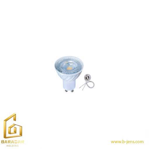قیمت لامپ الایدی هالوژنی 6 وات SMD طرح COB