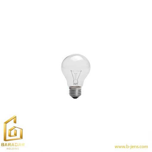 قیمت لامپ رشتهای حبابی 100 وات