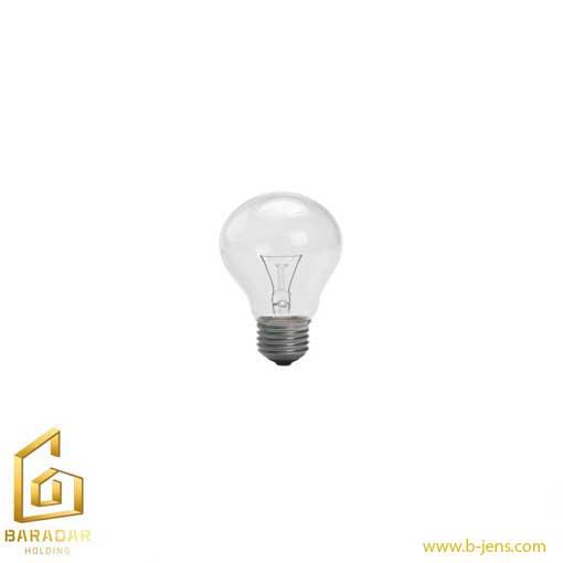 قیمت لامپ رشتهای حبابی 60 وات