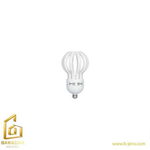 قیمت لامپ کممصرف لوتوس 75 وات
