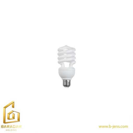 قیمت لامپ کممصرف نیم پیچ 25 وات