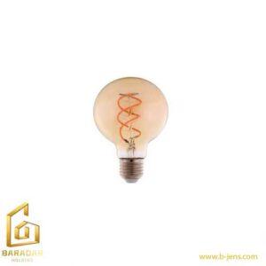 قیمت لامپ LED ادیسونی مارپیچ دوتایی 5وات