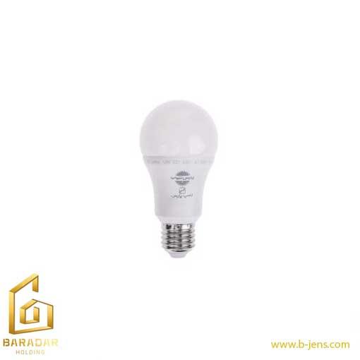 قیمت لامپ LED حبابدار گرد دیمردار سه حالته 11وات
