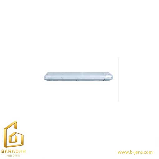 قیمت LED خطی فلور سنتی سقفی ضد گرد و غبار 9وات یک طرفه