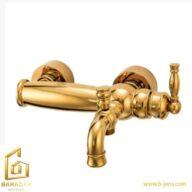 قیمت شیر حمام آنتیک طلایی قهرمان
