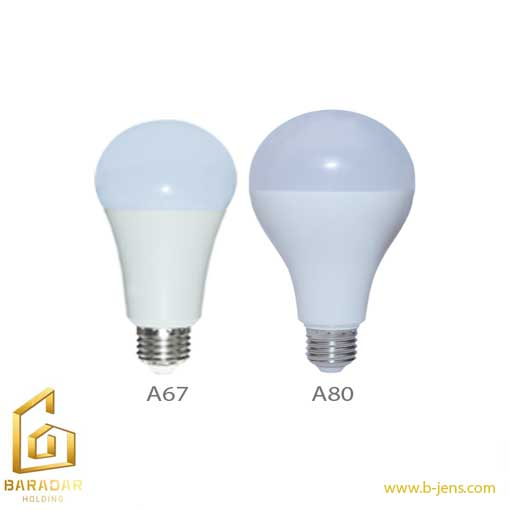 قیمت لامپ الایدی حبابی 20 وات