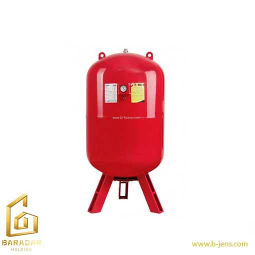 قیمت منبع تحت فشار 150 لیتری تفسان ( مدل TFMV 150)