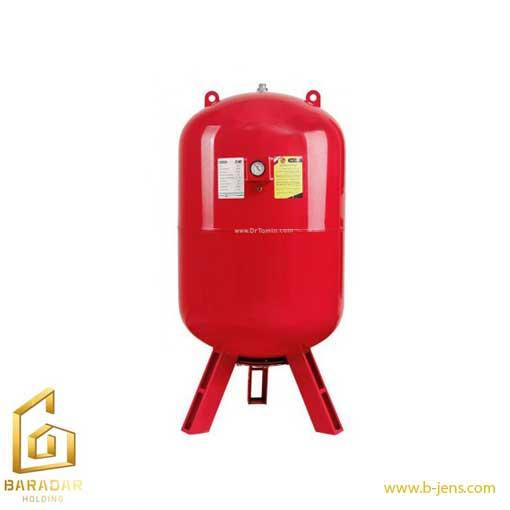 قیمت منبع تحت فشار 200 لیتری تفسان ( مدل TFMV 200)