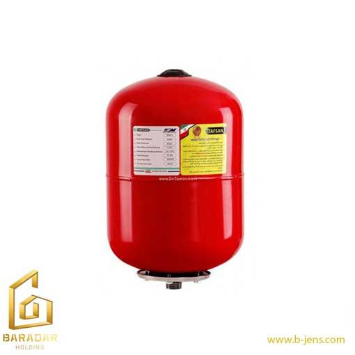 قیمت منبع تحت فشار 24 لیتری تفسان ( مدل TFMV 24)