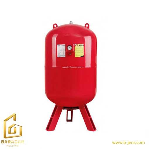 قیمت منبع تحت فشار 300 لیتری تفسان ( مدل TFMV 300 )