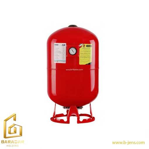 قیمت منبع تحت فشار 60 لیتری تفسان ( مدل TFMV 60)