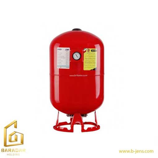 قیمت منبع تحت فشار 80 لیتری تفسان ( مدل TFMV 80)