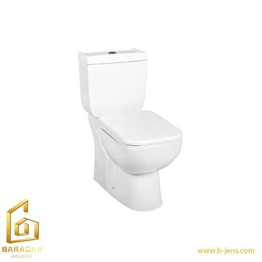 توالت فرنگی مروارید مدل الگا