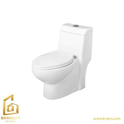 توالت فرنگی مروارید مدل ویستا