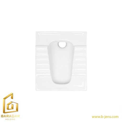 قیمت توالت ایرانی گلسار مدل لوتوس20