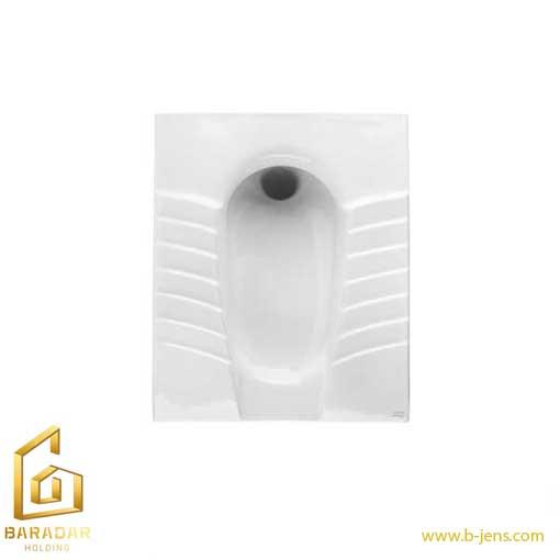 قیمت توالت ایرانی گلسار مدل مارانتا