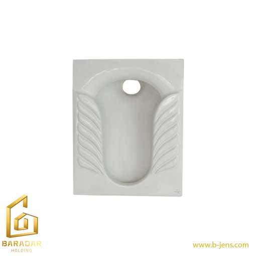 قیمت توالت ایرانی گلسار مدل یاس