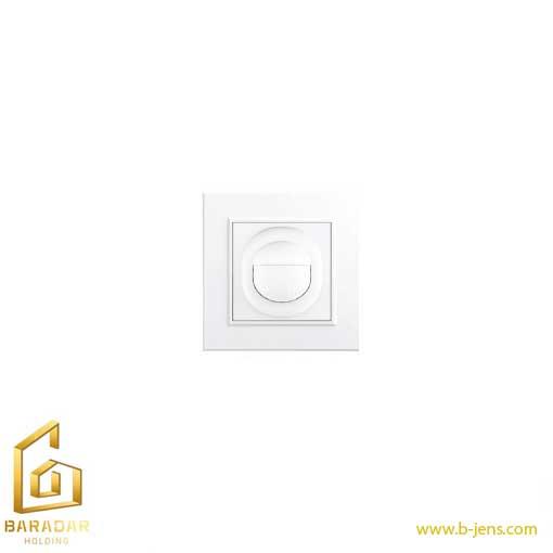 قیمت چشم الکترونیک 180 درجه سفید و کرم (زیرین ورویه) ایران الکتریک