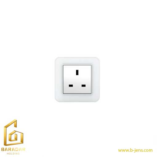 قیمت پریز برق (BS-1363) ارس ایران الکتریک